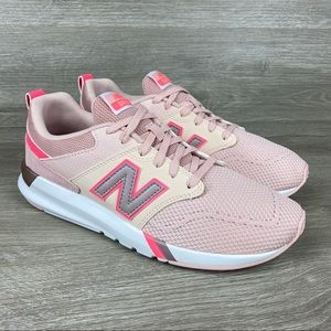 New Balance 009 V1 Women's Pink Athletic Shoes 8.5